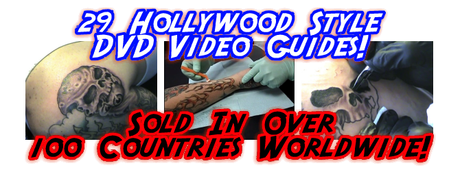 How To Tattoo Video Instruction