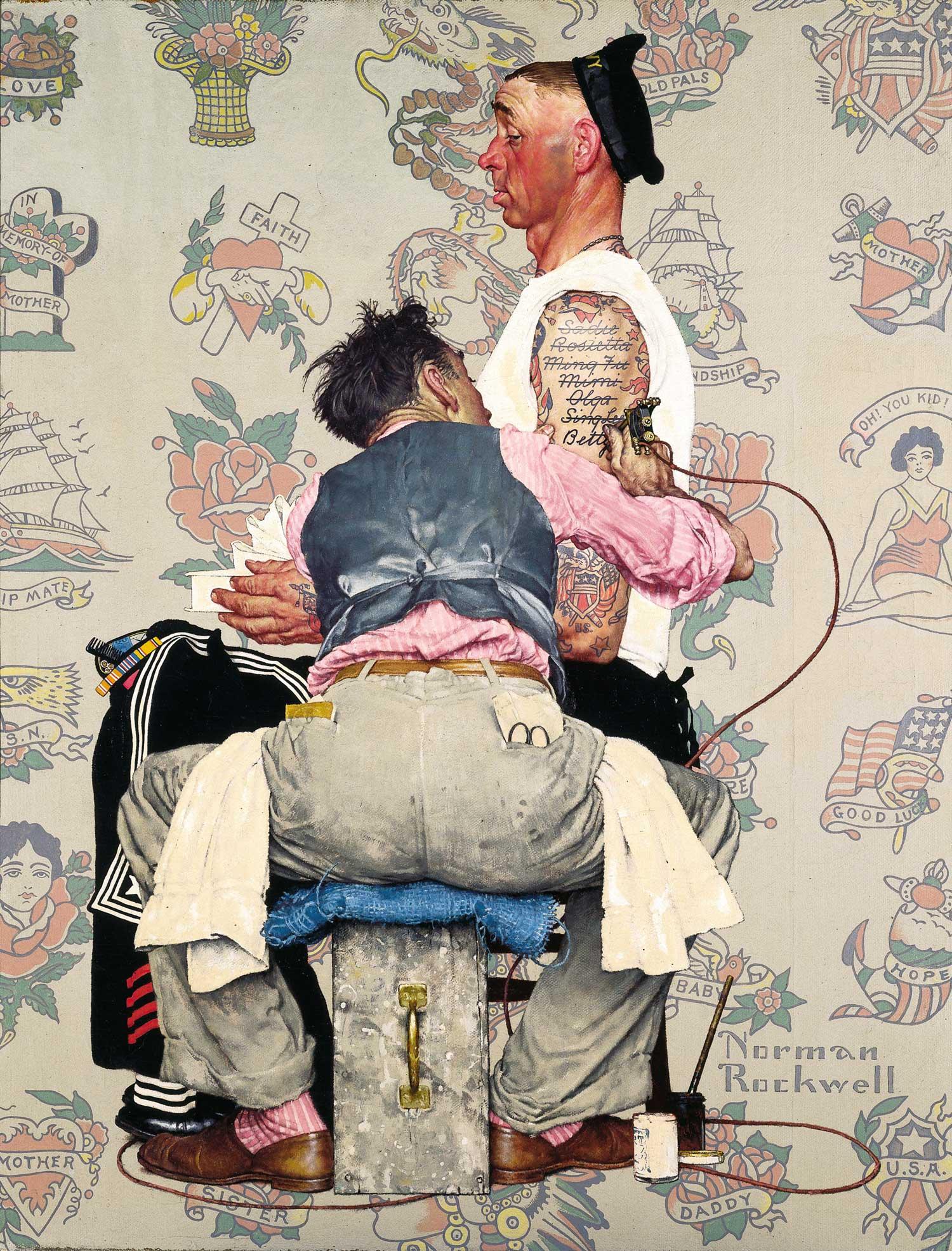 Tattoo Apprenticeship