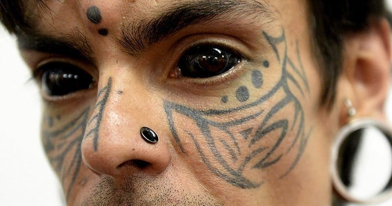 eyeball tattoo 1