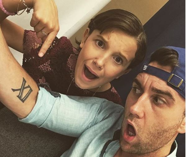 matthew lewis tattoo
