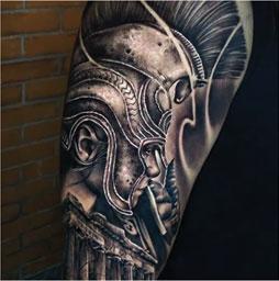 Becoming a tattoo artist