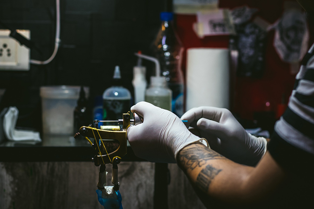 how to start a successful tattoo parlor